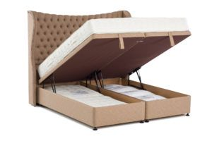 SuperStorage-with-Headboard-and-Mattress-Open-Hypnos-bed